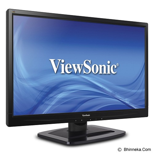 VIEWSONIC LED Monitor 21.5 Inch [VA2249S] - Monitor Led Above 20 Inch